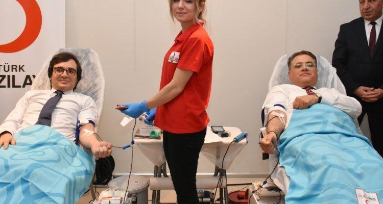 Anadolu Adliyesinden Kan Bağışı Kampanyası