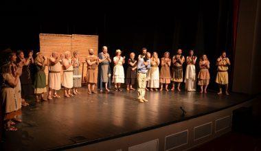 Baro Tiyatroları Festivali Başladı