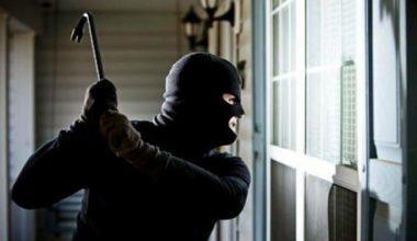 Hırsızlar Hukuk Bürosunu Soydu