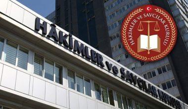 HSK Yayınladı: Bölge Adliye Mahkemelerinin İş Bölümlerine İlişkin Duyuru