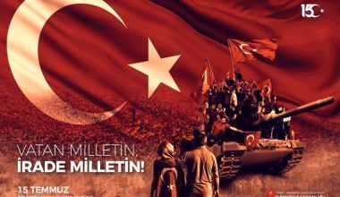 15 Temmuz: Türk Milletinin Darbeye Karşı Mücadelesi