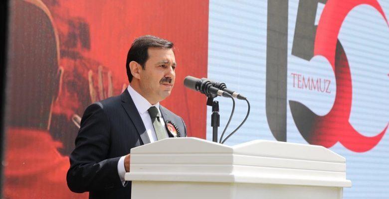 Ankara Cumhuriyet Başsavcılığınca 15 Temmuz Demokrasi ve Milli Birlik Günü Programı Düzenlendi