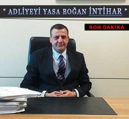 İstanbul Bölge İdare Mahkemesi Personeli Adliye de İntihar Etti