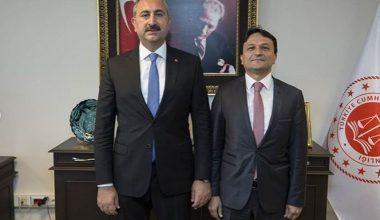 Bakan Gül'den Diyarbakır Adliyesi, Diyarbakır Barosu ve BAM'a Ziyaret