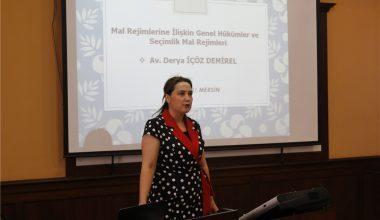 Aile ve Miras Hukuku Nitelikli Hesaplamalarda Uzman Bilirkişilik Eğitimi Başladı