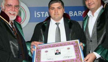 Eski Zabıt Katibi, İstanbul Barosu Avukatı Av. Hüseyin Yama Silahlı Saldırıya Uğradı