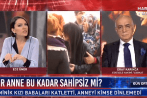 AdaletMedya Köşe Yazarı Eski Hakim Eray Karınca'nın HaberTürk'e Verdiği Demeç
