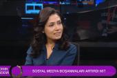 Adalet Medya Köşe Yazarımız Av. Sibel Dolgun, Katıldığı TV Programında Değerlendirmelerde Bulunuyor