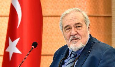 Ünlü Tarihçi Prof. Dr. İlber Ortaylı, Hakim ve Savcı Adayları İle Bir Araya Geldi