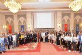 74. Staj Eğitim Programını Tamamlayan Avukat Adaylarına Katılım Belgeleri Törenle Verildi
