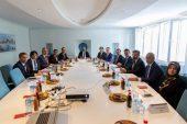 Adalet Bakanı Gül, Türkiye Adalet Akademisine Ziyarette Bulundu