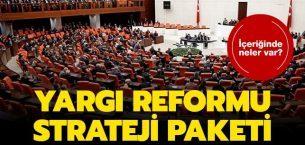 Yargı Reformu Strateji Belgesi ve Yargı Çalışanları