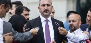 Adalet Bakanı Gül'den 3 Saldırıya İlişkin Açıklama