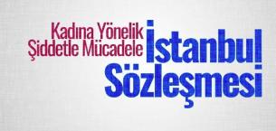 Kadına Yönelik Şiddet ve İstanbul Sözleşmesi