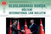 Adalet Bakanığı: Uluslararası Hukuk Bülteni Yayınlandı