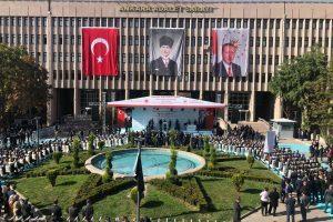 Ankara'ya Yeni Adliye Binası İçin Protokol İmzalandı