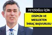 """İstifası İstenen Metin Feyzioğlu'na """"Disiplin"""" Yolu İçin Başvuru"""