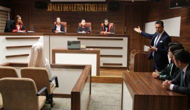 Hakim ve Savcı Adayları Uygulama Adliyesi'nde Deneyim Kazanacak