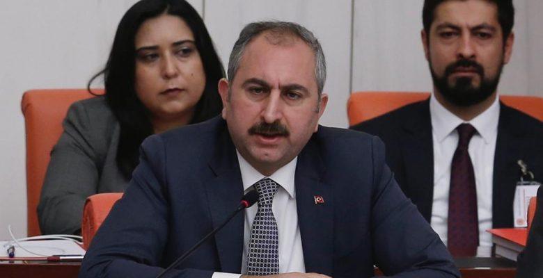 """Adalet Bakanı Gül: """"YARGIDA YANDAŞLIK, KAYIRMACILIK OLAMAZ"""""""