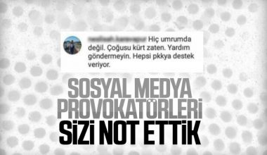 Sosyal Medya Provakatörlerine Hesap Soruluyor: 2 Kişi Gözaltına Alındı