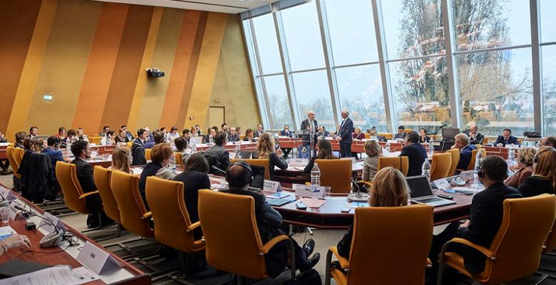 HSK'nın Katılım Sağladığı 'Avrupa Adaletin Etkinliği Komisyonu Toplantısı' Tamamlandı