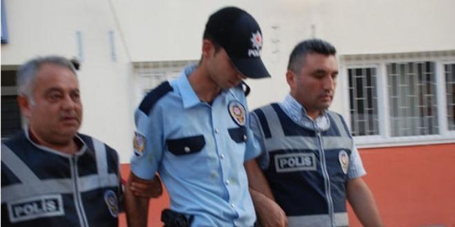 Kendisini Polis Olarak Tanıtan Dolandırıcı Hedefine Ulaşamadan Yakalandı
