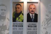 İzmir Adliyesi Şehitlerimizi Rahmetle Anıyoruz