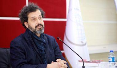 Türkiye Adalet Akademisi'nde Prof. Dr. Ahmet Nohutçu, Hâkim ve Savcı Adayları İle Söyleşi Gerçekleştirdi