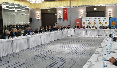 Yargıtay Başkanlar Kurulu Toplantısı Gerçekleştirildi