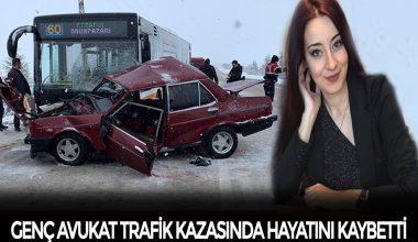 Eskişehir Barosu Avukatlarından Cemre Parmaksız Yaşanan Trafik Kazası Sonucunda Hayatını Kaybetti