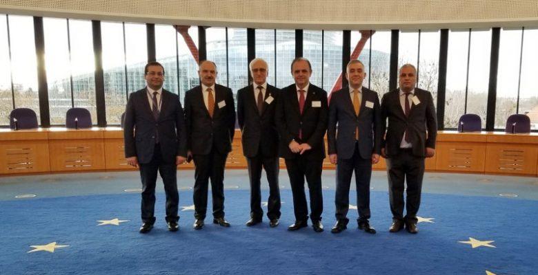 Avrupa İnsan Hakları Sözleşmesi-70 Yıllık Yaşayan Belge Konulu Yargı Semineri