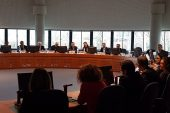 Anayasa Mahkemesi Heyeti AİHM Adli Yıl Açılış Törenine Katıldı