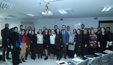 Ankara Barosu'ndan Çocuk Adalet Sistemi Eğitimi