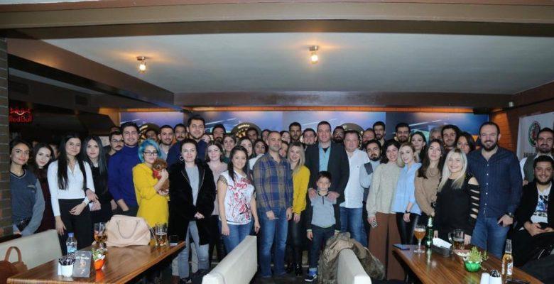 Ankara Barosu, Stajyer Avukatlar Arası Dart Turnuvası Düzenledi