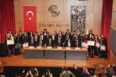 Stajını Tamamlayan 114 Stajyer Avukat, Yapılan Törenle Ruhsatını Aldı