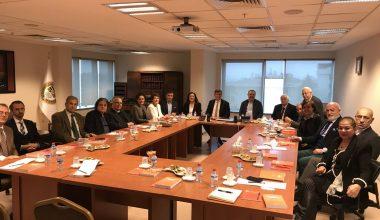 TBB İnsan Hakları Merkezi Kurulları Ankara'da Buluştu