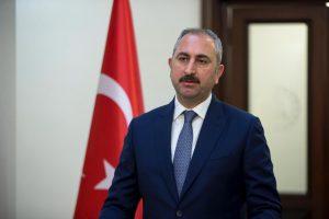 Adalet Bakanı Abdulhamit Gül, Adli Destek ve Mağdur Hizmetleri Müdürleri ile Toplantı Yaptı