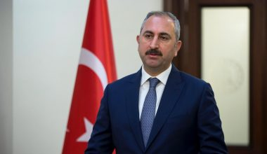 Adalet Bakanı Gül'den Normalleşme Planına Dair Açıklamalar