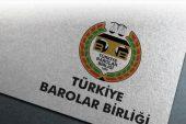 Baro Seçimleri ve TBB Genel Kurulu Ertelendi