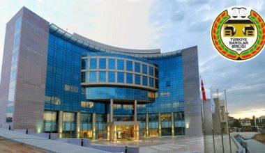 Türkiye Barolar Birliği Yönetim Kurulu'ndan Açıklama
