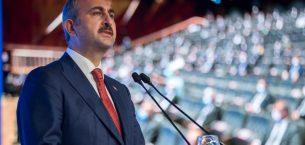 Adalet Bakanı Gül'den BM'de Teröre Karşı Ortak Mücadele Vurgusu