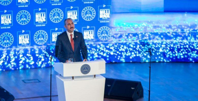 Bakan Gül: Türk Yargısı, Demokrasimizin Başlıca Güvencelerinden Biridir