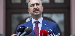 Adalet Bakanı Gül'den Azerbeycan'a Destek Mesajı