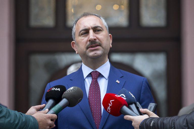 Bakan Gül'den Türkiye'nin Gündemine Oturan Olayla İlgili HSK'ya İnceleme İzni