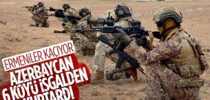 Azerbaycan – Ermenistan Cephesinde Çatışmalar Devam Ediyor