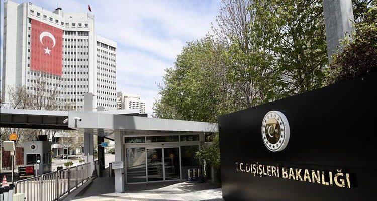 Dışişleri Bakanlığı'ndan Yunanistan'a 'Navtex' Cevabı Gecikmedi