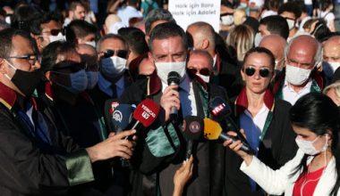 Ankara Barosu Başkanlığı'ndan Genel Kurul Toplantısının Ertelenmesine İlişkin Basın Açıklaması