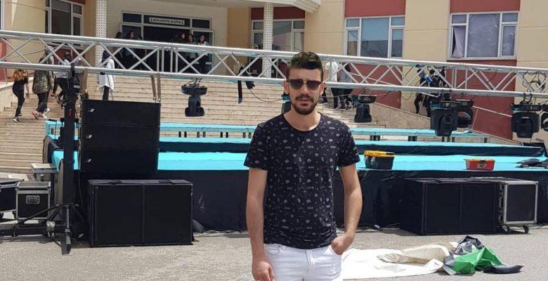 Organizatör Furkan Bedir Batu Production & Organizasyon Yeni Yaşını Kutluyor