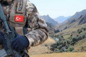 TSK Hakurk'ta Teröristlere Göz Açtırmıyor