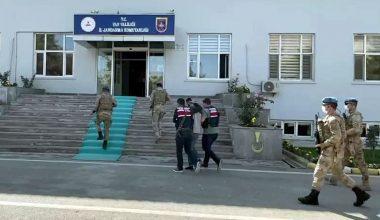 Bombalı Eylem Yapma Hazırlığındaki Terörist Yapılan Operasyonla Yakalandı